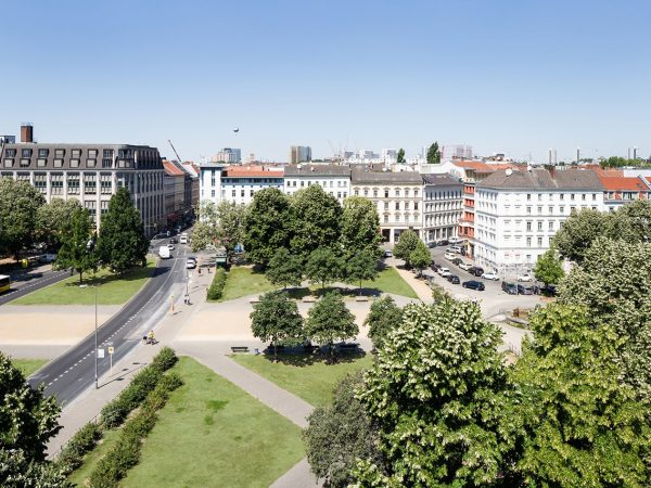 Hotel Orania Berlin Garden View