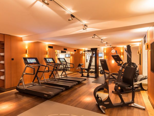 Hotel Orania Berlin Gym