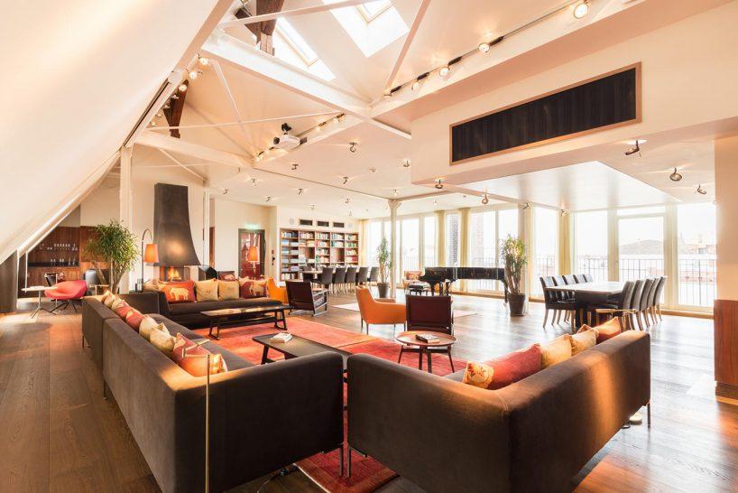 Hotel Orania Berlin Salon