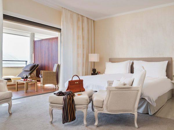 Hotel Villa Orselina Deluxe Double Room