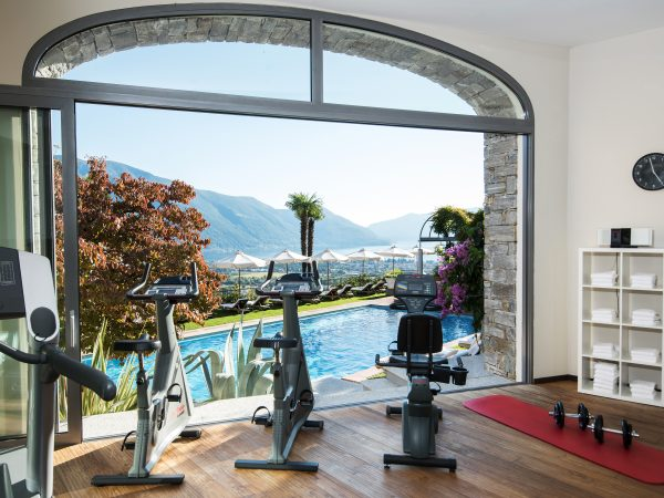 Hotel Villa Orselina Gym