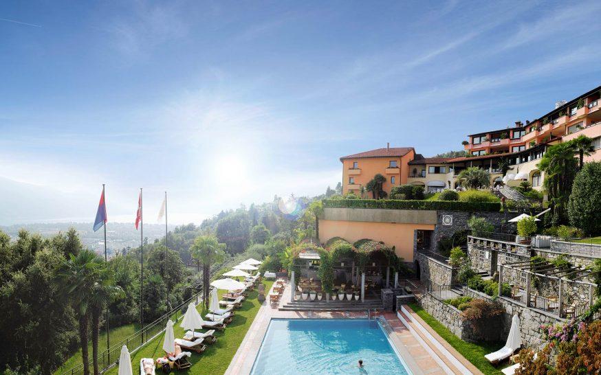 Hotel Villa Orselina Hotel View