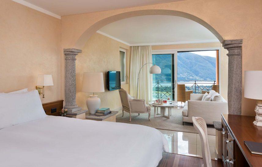 Hotel Villa Orselina Lifestyle Suite