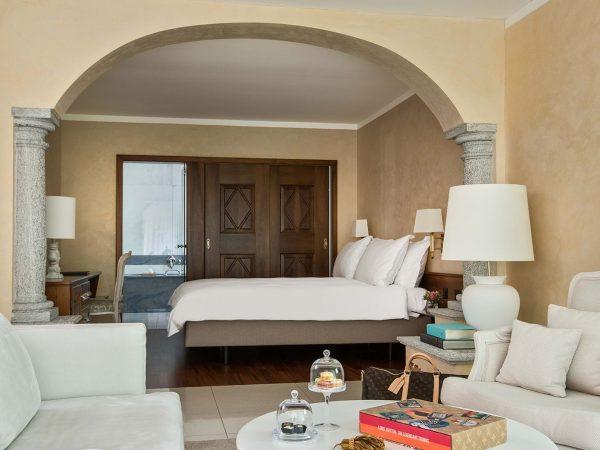 Hotel Villa Orselina Panorama Corner Suite