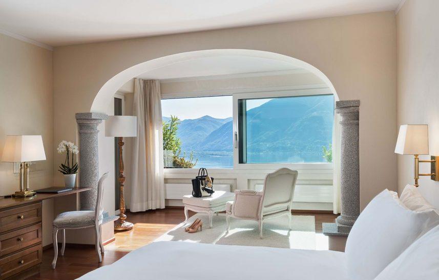 Hotel Villa Orselina Signature Suite