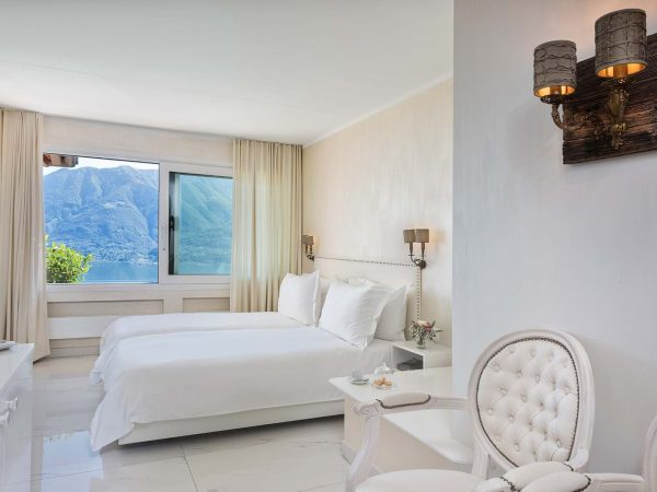 Hotel Villa Orselina Two Bed Room Suite