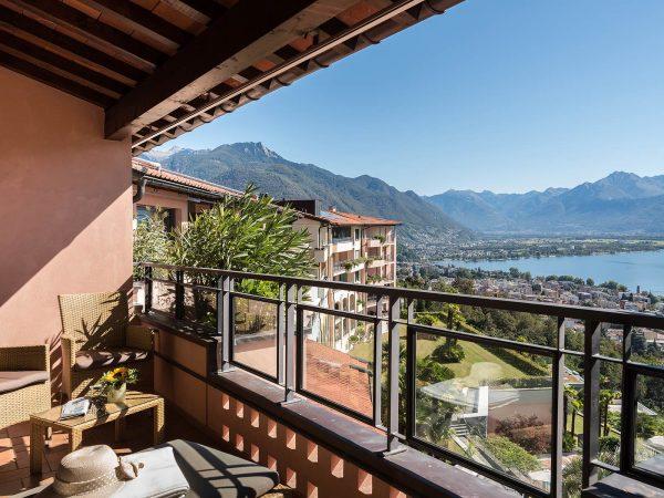 Hotel Villa Orselina View