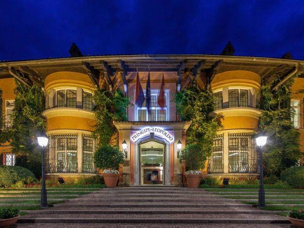 Hotel Villa Principe Leopoldo and Spa