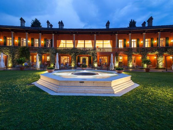 Hotel Villa Principe Leopoldo and Spa Exterior