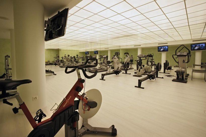 Hotel Villa Principe Leopoldo and Spa Gym