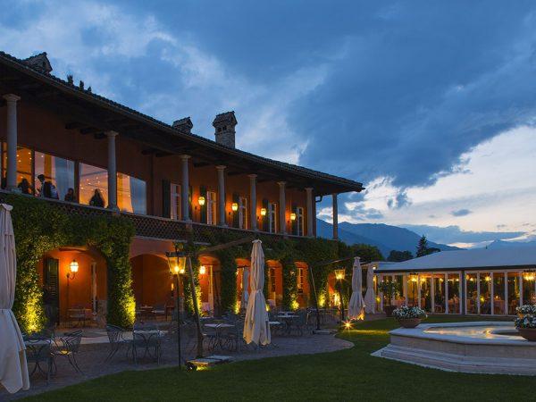 Hotel Villa Principe Leopoldo and Spa Hotel