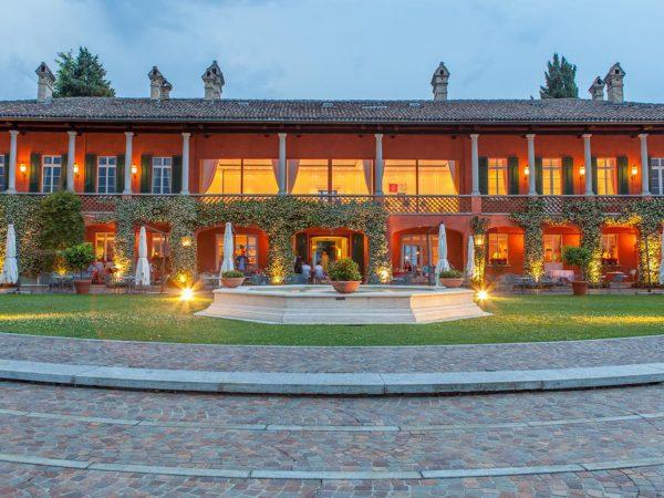 Hotel Villa Principe Leopoldo and Spa Hotel View