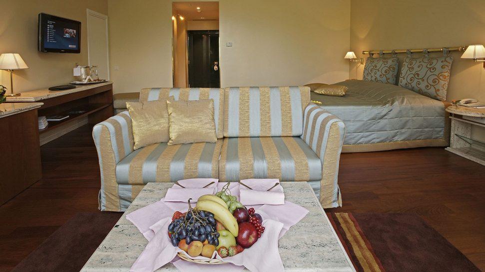 Hotel Villa Principe Leopoldo and Spa Junior Suite