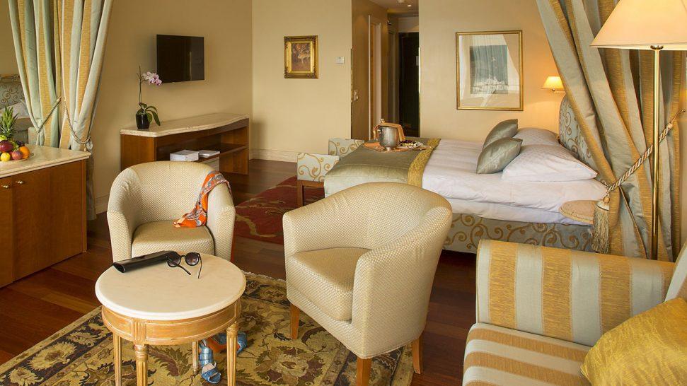 Hotel Villa Principe Leopoldo and Spa Panorama One Bedroom Suite