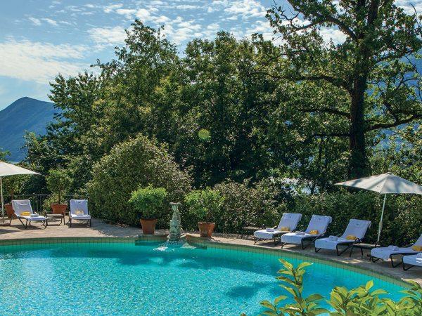 Hotel Villa Principe Leopoldo and Spa Pool