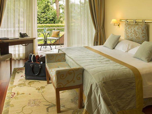 Hotel Villa Principe Leopoldo and Spa Princess Garden Suite