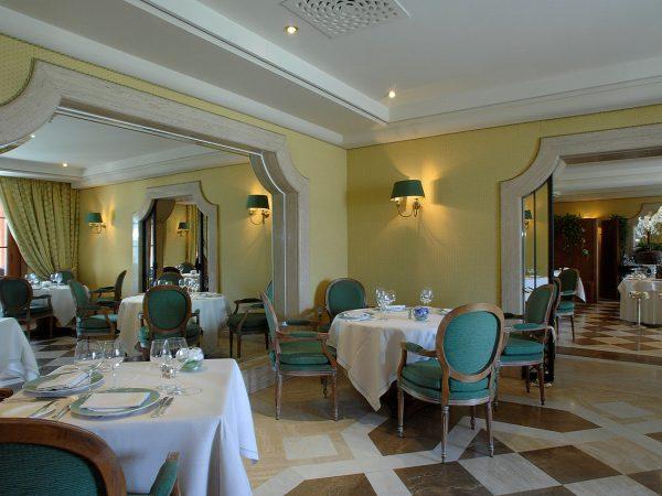 Hotel Villa Principe Leopoldo and Spa Restaurant