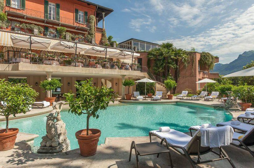 Hotel Villa Principe Leopoldo and Spa View