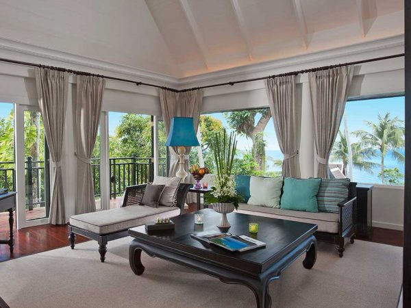 InterContinental Koh Samui Resort Club Napa Reserve Three Bedroom Residence Villa