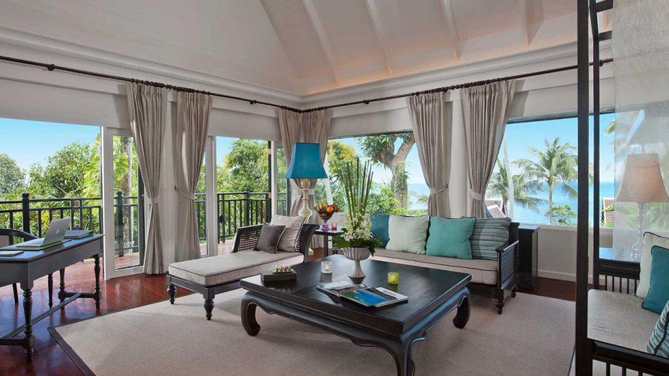 InterContinental Koh Samui Resort Club Napa Reserve Three Bedroom Residence Villa