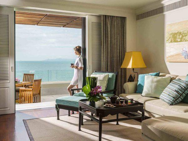 InterContinental Koh Samui Resort Club Panoramic Ocean View Suite