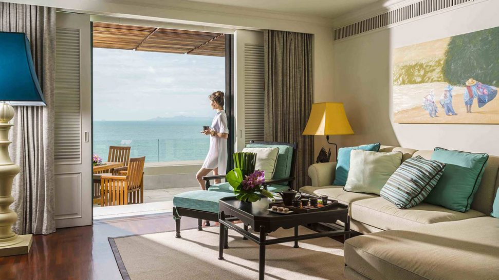 InterContinental Koh Samui Resort Club Panoramic Ocean View Suite