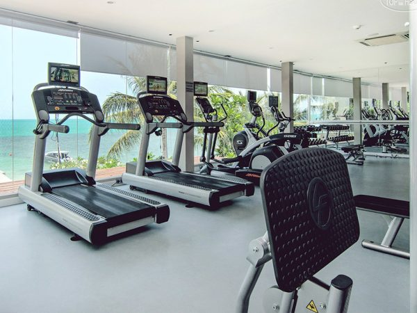 InterContinental Koh Samui Resort Gym