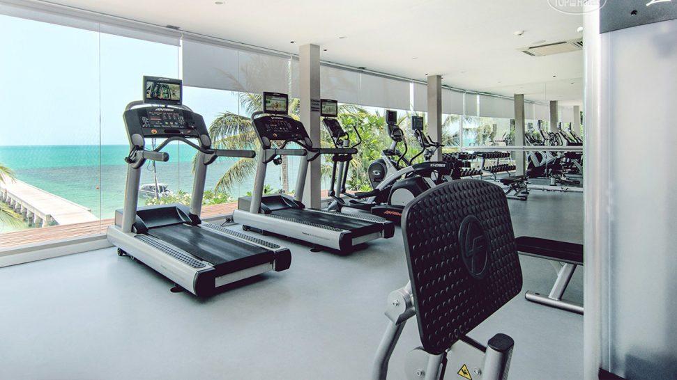 InterContinental Koh Samui Resort Gym
