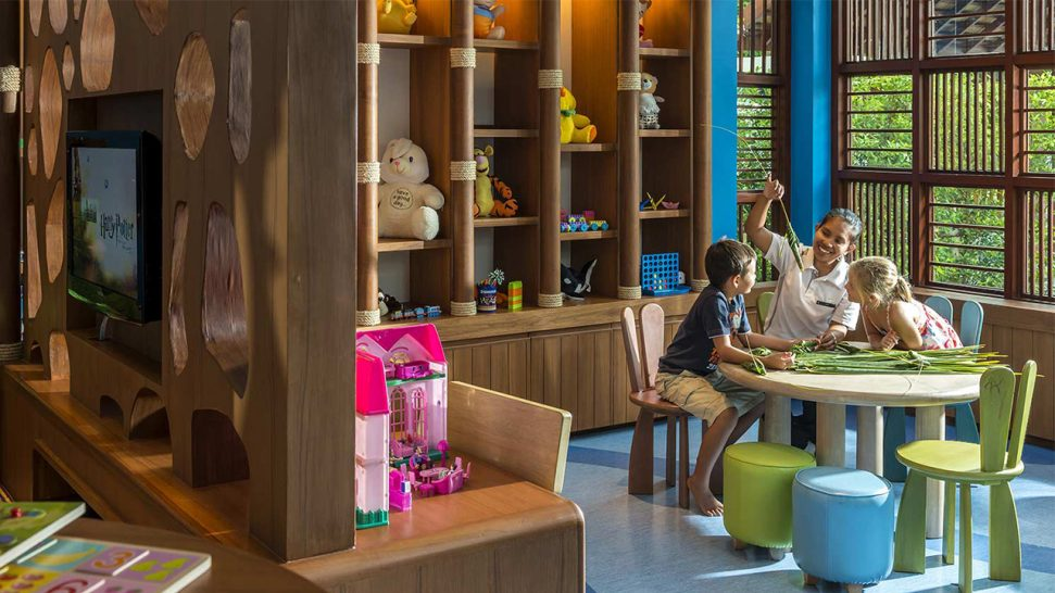 InterContinental Koh Samui Resort Kids Club
