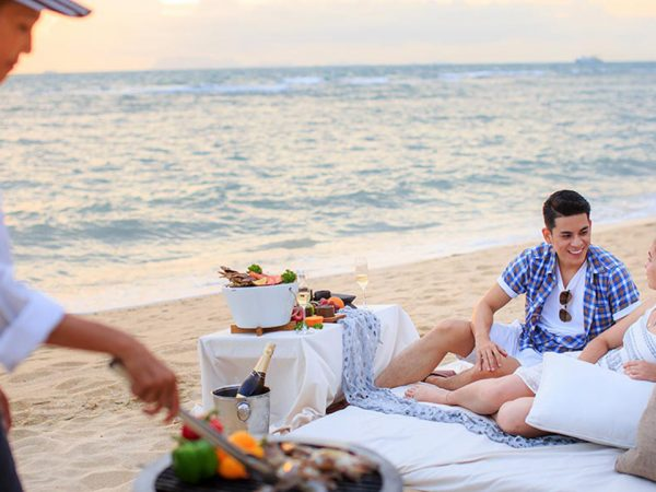 InterContinental Koh Samui Resort Picnic in Style