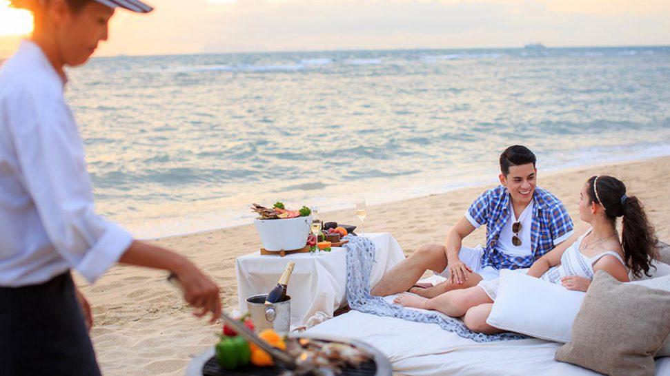 InterContinental Koh Samui Resort Picnic in Style