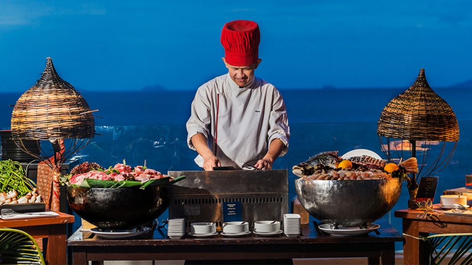 InterContinental Koh Samui Resort Themed Dining