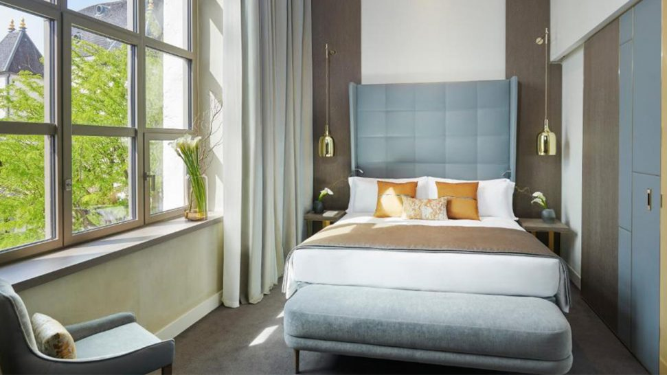 InterContinental Lyon Hotel Dieu Club King Room with Lounge Access