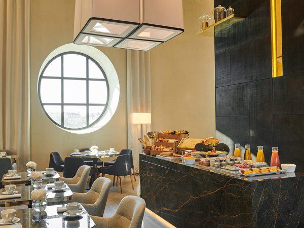 InterContinental Lyon Hotel Dieu Club Lounge (1)