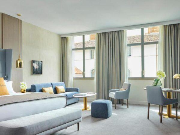 InterContinental Lyon Hotel Dieu Deluxe King Room