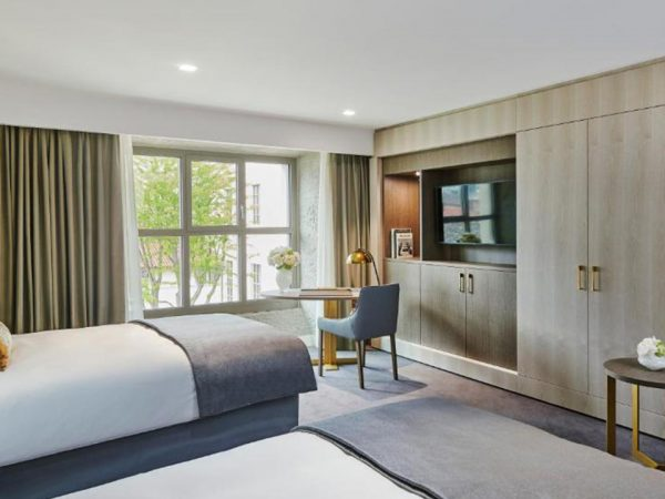 InterContinental Lyon Hotel Dieu Deluxe Room