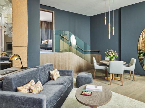 InterContinental Lyon Hotel Dieu Deluxe Twin Room
