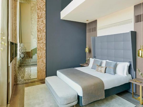 InterContinental Lyon Hotel Dieu Duplex Suite