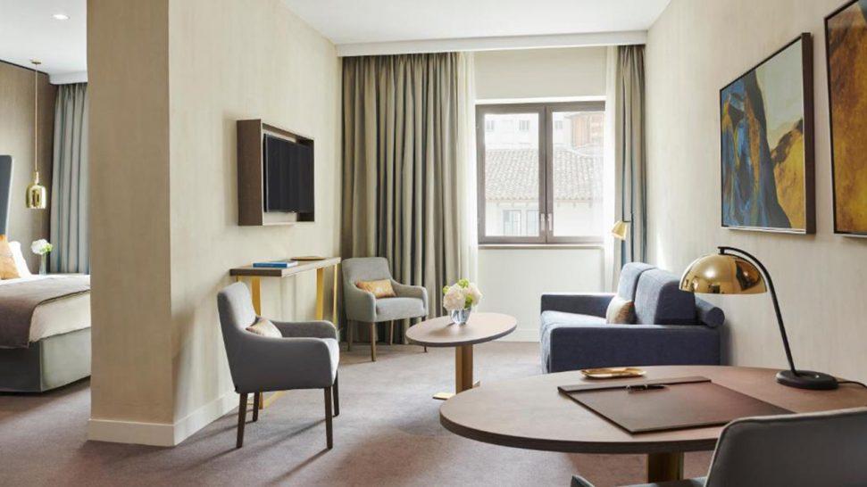 InterContinental Lyon Hotel Dieu Family Suite