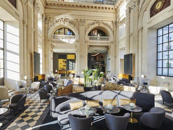 InterContinental Lyon Hotel Dieu Interior View