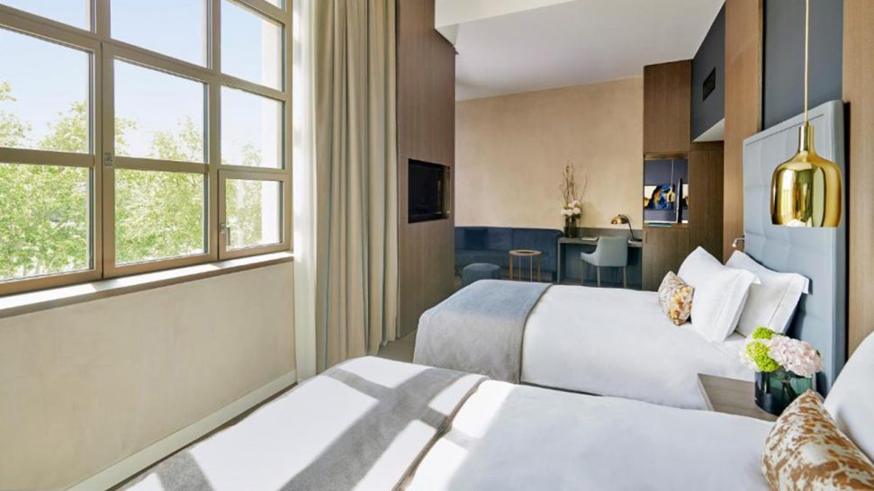 InterContinental Lyon Hotel Dieu Junior Suite