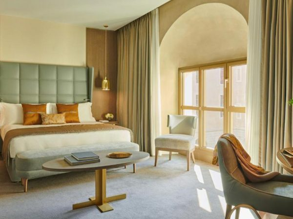 InterContinental Lyon Hotel Dieu Superior Room