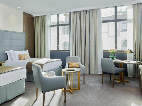 InterContinental Lyon Hotel Dieu Superior Twin Room