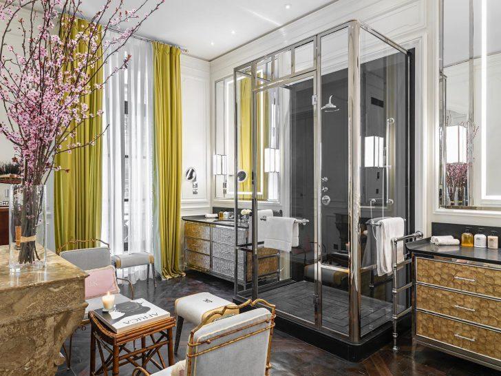 JK Place Paris Bathroom