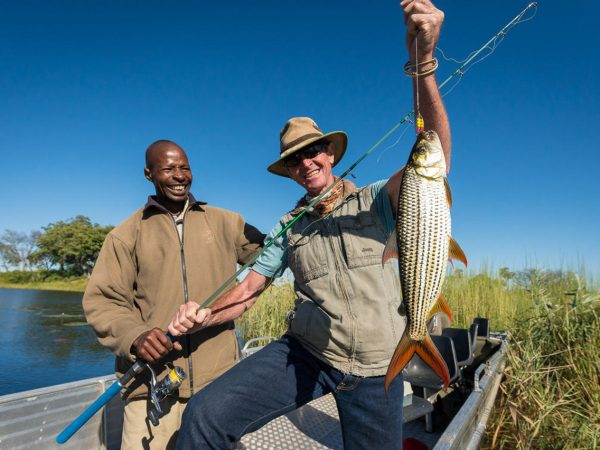 Jao Camp Fishing