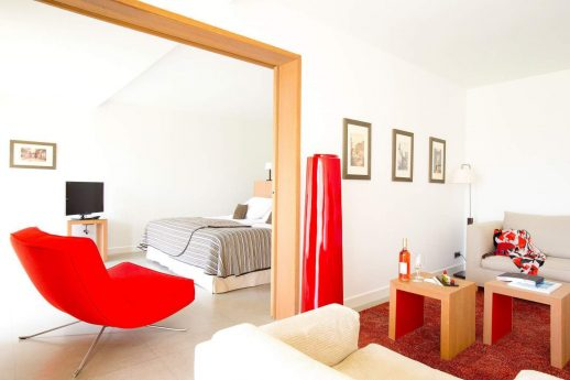 Hotel Casadelmar, Porto Vecchio Junior Suite Luxury