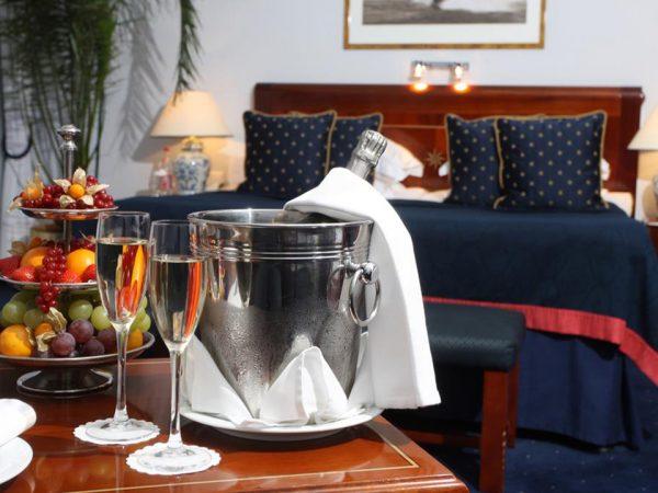 Kempinski Hotel Moika 22 St Petersburg Deluxe Room