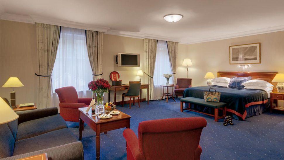 Kempinski Hotel Moika 22 St Petersburg Deluxe Suite
