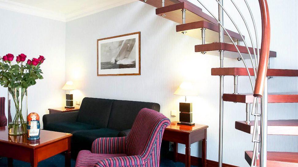 Kempinski Hotel Moika 22 St Petersburg Duplex Suite