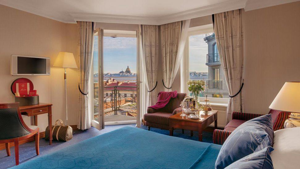 Kempinski Hotel Moika 22 St Petersburg Grand Deluxe Room